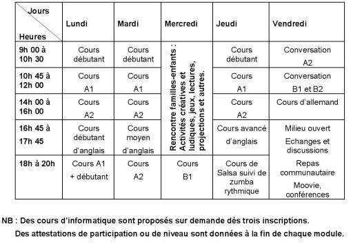Cours de français Tableau septembre 2018-page-001 (1)