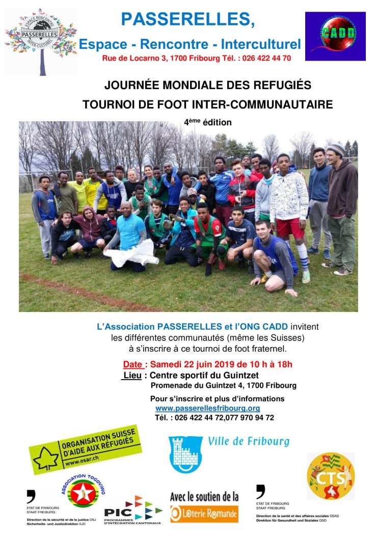 Tournoi de foot Inter-communautaire 2019-1