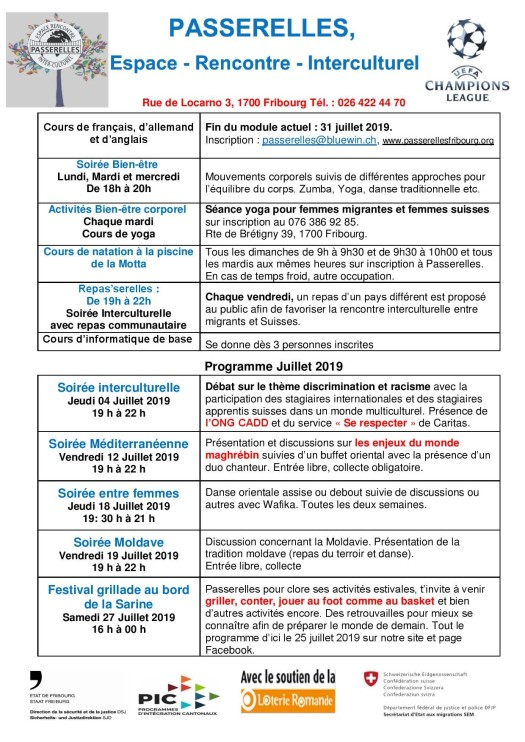 Programme 07-2019