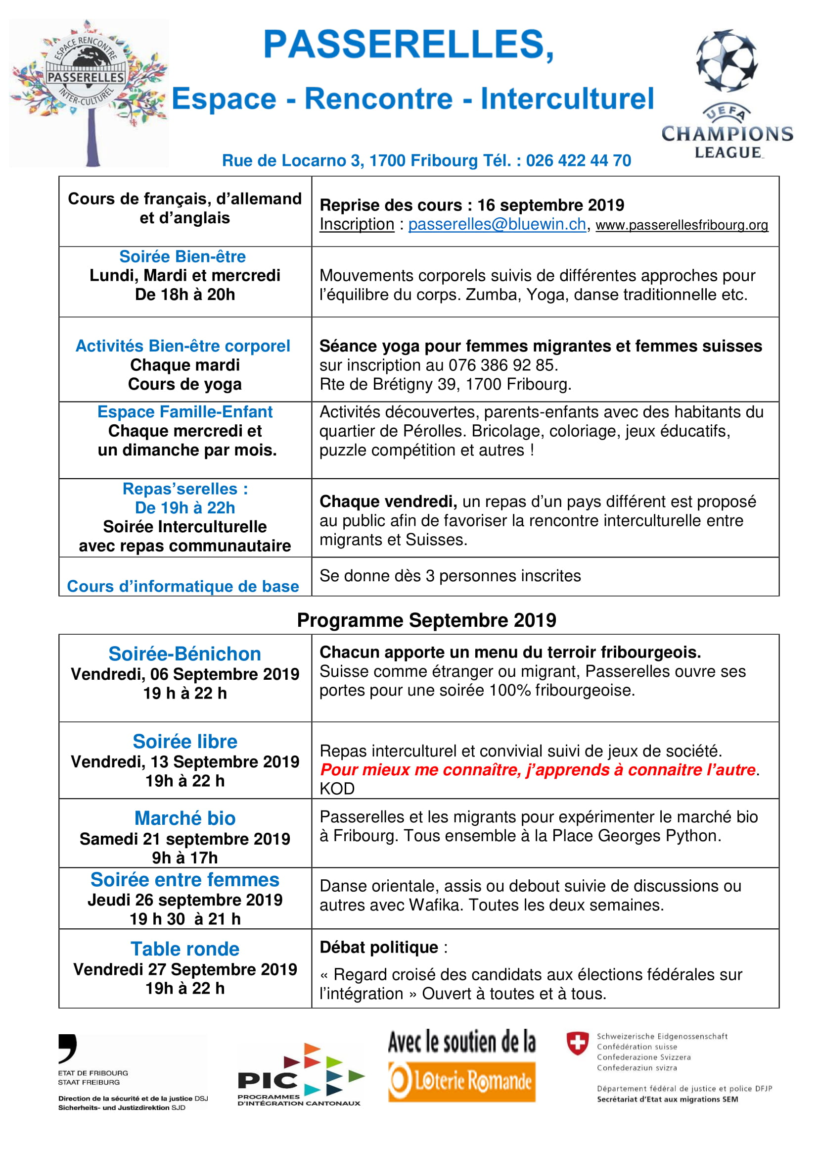 Programme 09-2019-1